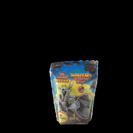 brisure chocolat au lait 450G -