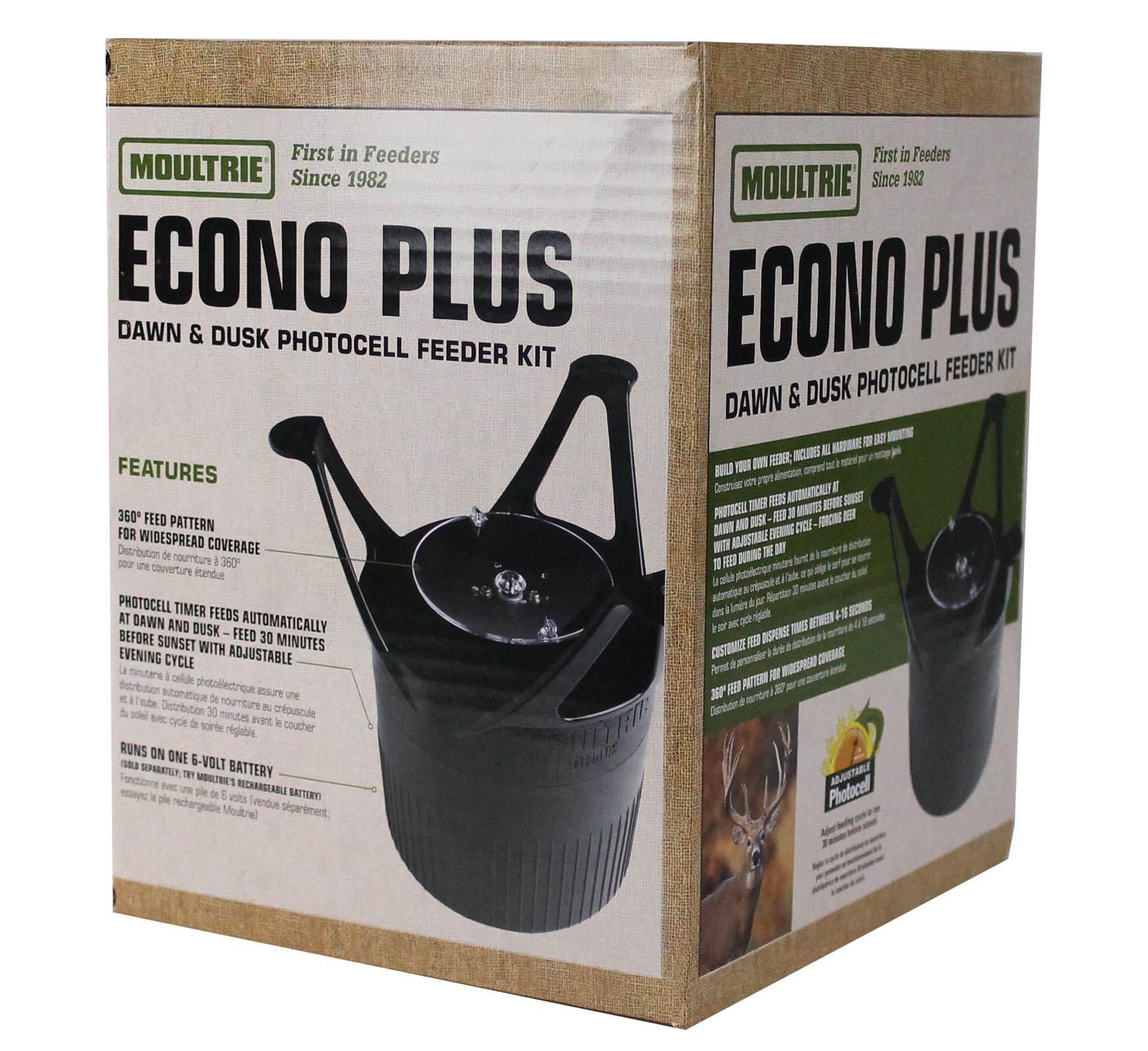 Moultrie Feeders 360 ° Econo Plus -